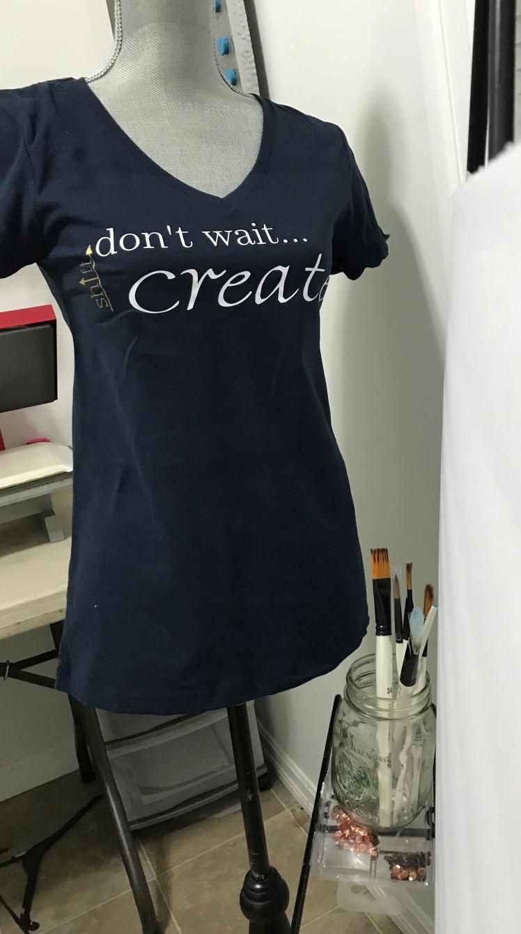 Don't Wait... CREATE